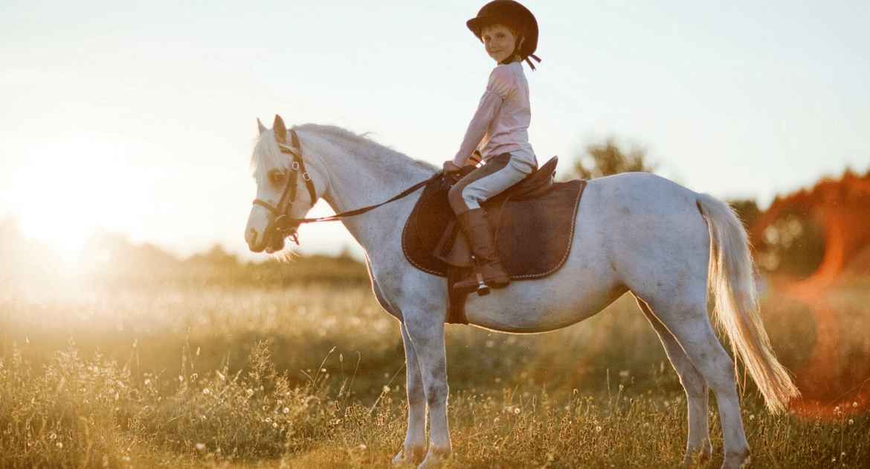 Lovaglás gyerekkorban – ezért ajánljuk