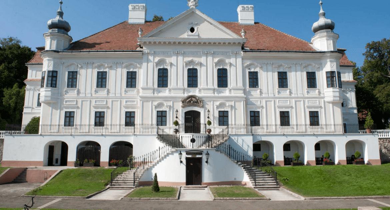 Sziráki kastély, mint művészettörténeti érdekesség