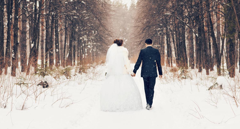 Csodás téli esküvők