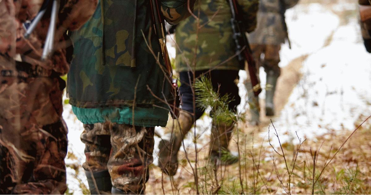 újévi vadászat