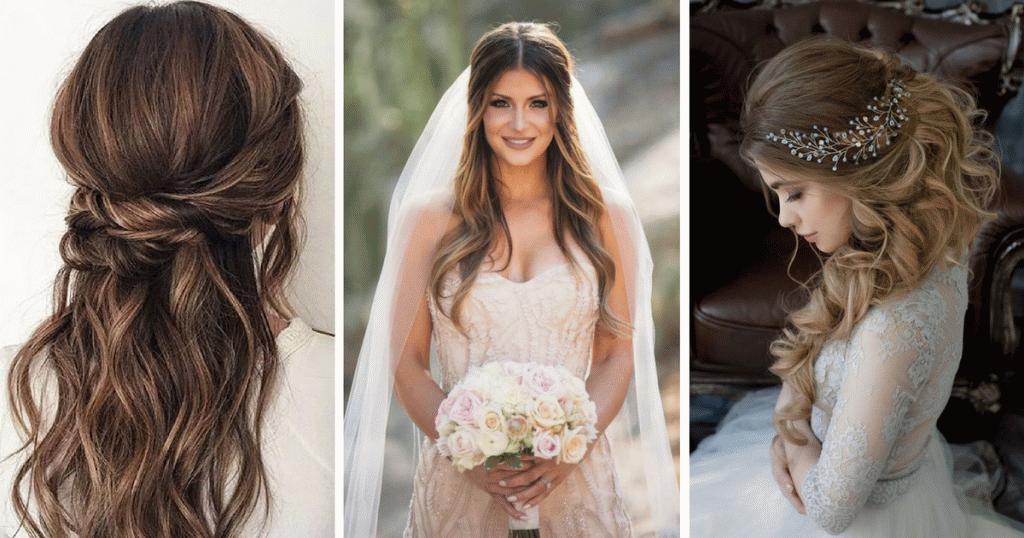 Esküvői frizuraötletek