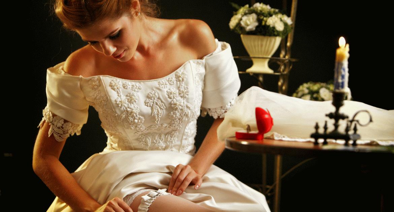 Tökéletes esküvői kiegészítők a kényelemért