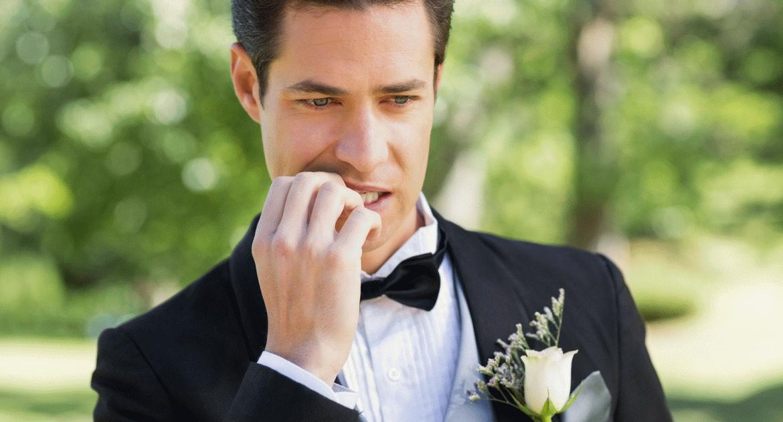 5 érv amivel megnyugtathatsz egy ideges vőlegényt