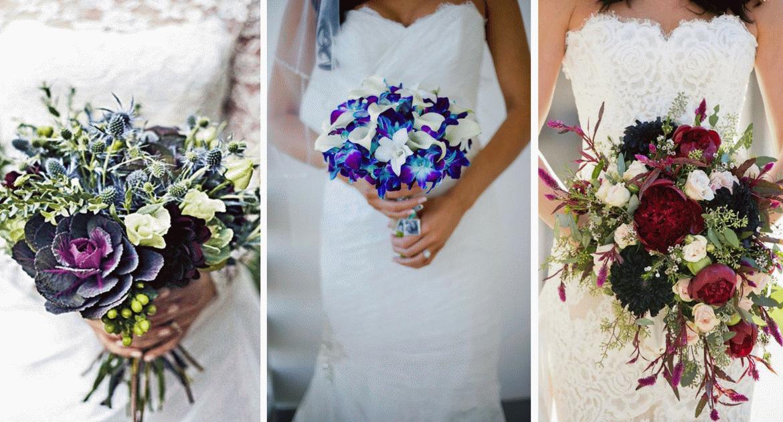 Szemet gyönyörködtető esküvői csokor trendek 2017-ben