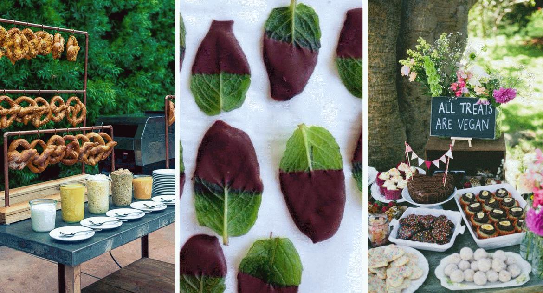 Ilyen egy ínyenc húsmentes lagzi – bemutatkozik a  vega, vegán esküvő