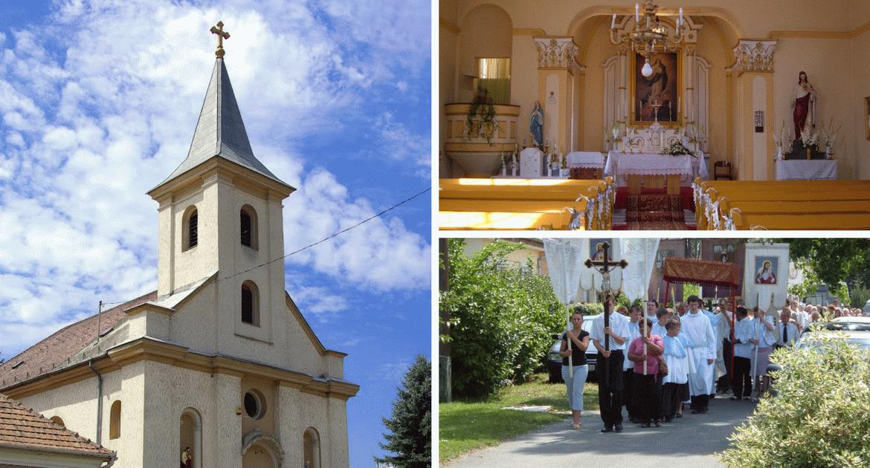 A sziráki Nagyboldogasszony templom története