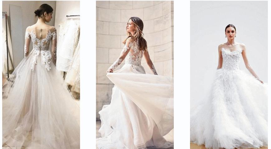 Ez lesz az esküvői divat 2018-ban!