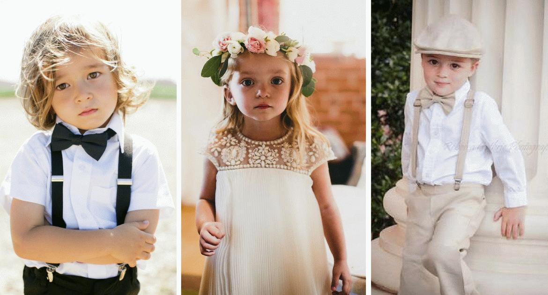Mit adjunk a gyerekre egy nyári esküvőn? – Csinos és kényelmes viseletek kicsiknek!