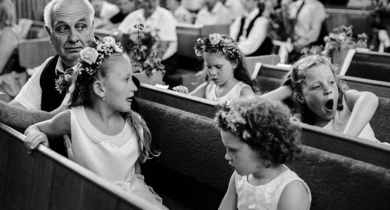 Gyerek az esküvőn – hívjuk vagy ne hívjuk a barátaink gyerekeit életünk legfontosabb napjára?
