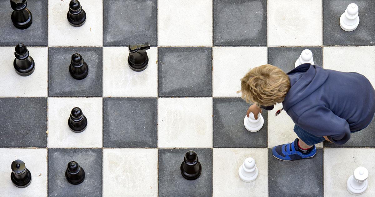 A sakk jótékony hatása