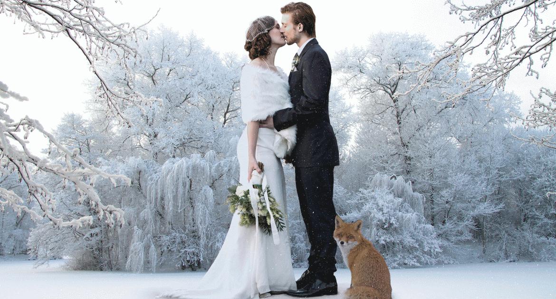 Öltözködési tippek téli esküvőhöz – Csinosan a zimankóban