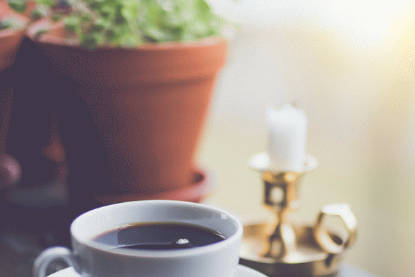 mentás kávé