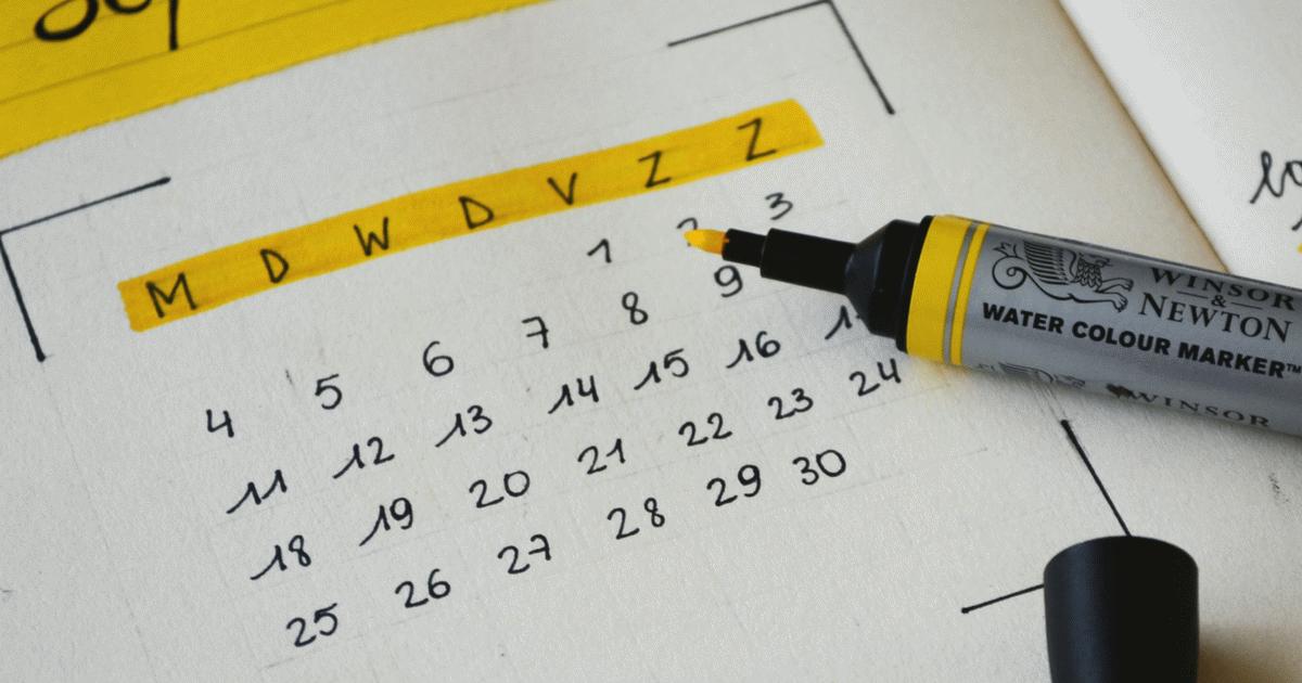Kalendárium.