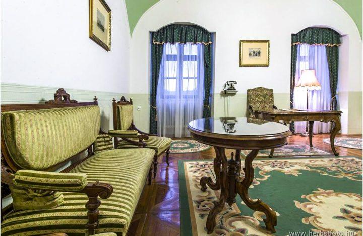 Királyfalvi-Róth Tamás lakosztály