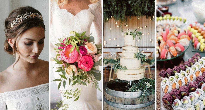 5 esküvői trend, ami hódítani fog idén