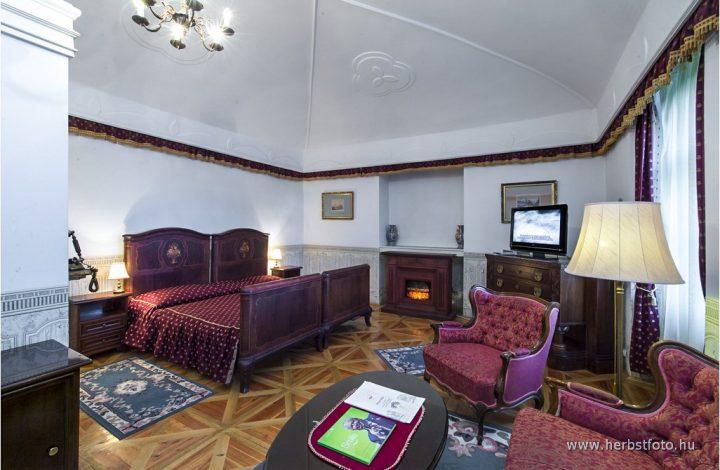 Dégenfeld Lajos szoba